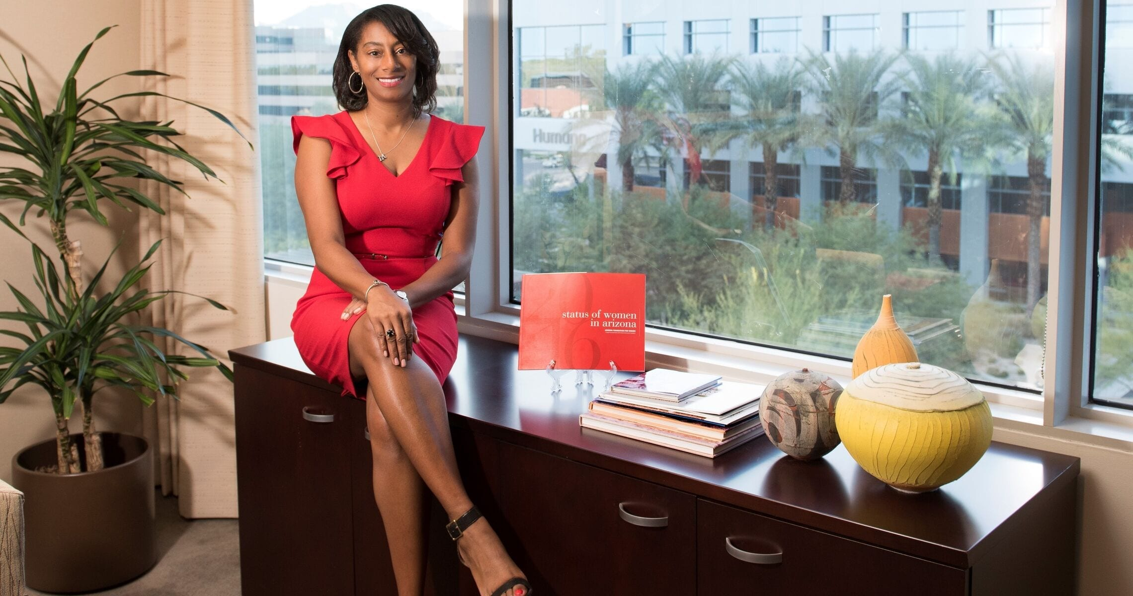 Arizona Foundation for Women - Mesha Davis