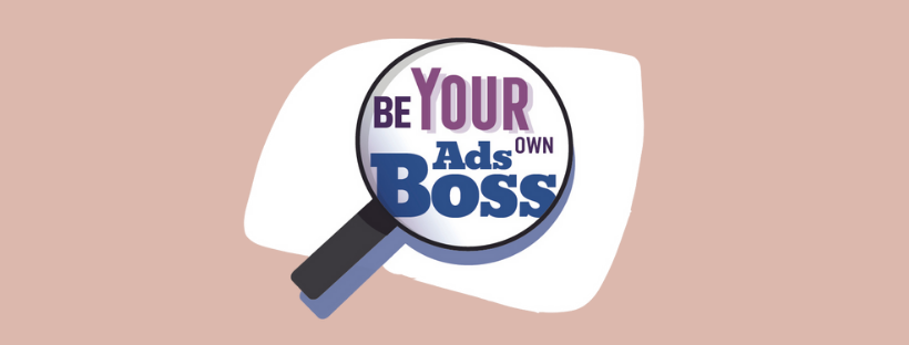 BE YOUR OWN ADD BOSS